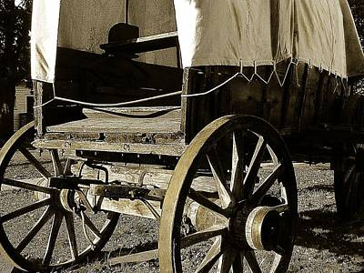 Photograph - Chuck Wagon 1 by Scott Hovind
