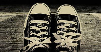 Photograph - Vintage Chucks  by JAMART Photography