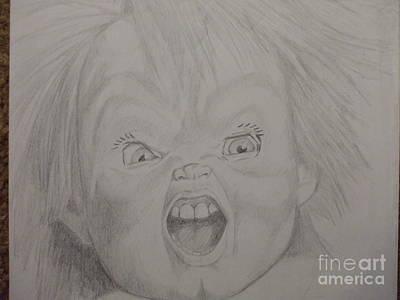 Chucky Art Print by John Prestipino