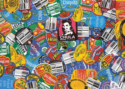 Mixed Media - Chula by Stan  Magnan