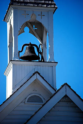 Photograph - Church Bell by Lisa Knechtel