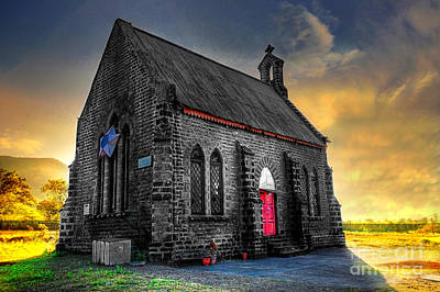 Photograph - Church by Charuhas Images