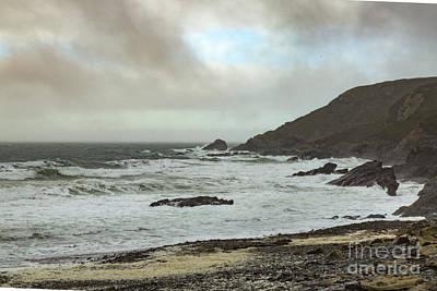Photograph - Church Cove Gunwallow by Brian Roscorla