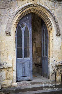 Photograph - Church Door by Brian Jannsen
