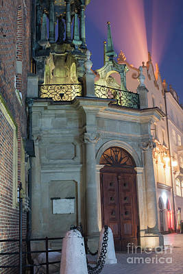 Krakow Photograph - Church Door by Juli Scalzi