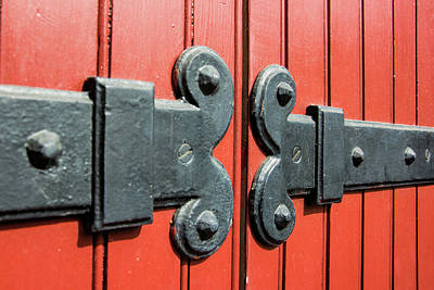 Photograph - Church Doors by Ed Waldrop
