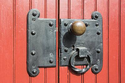 Photograph - Church Doors II by Ed Waldrop
