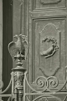 Photograph - Church Doves by JAMART Photography