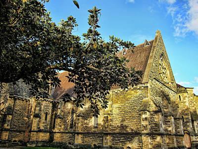 St.kilda Photograph - Church Down The Street by Douglas Barnard