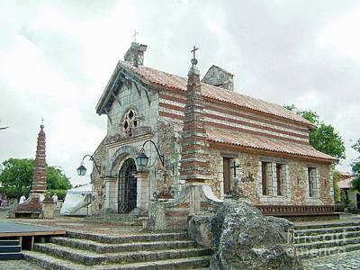 Photograph - Church by Gary Wonning