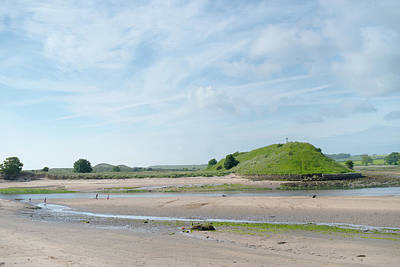 Photograph - Church Hill, Alnmouth, Northumberland by Jean Gill