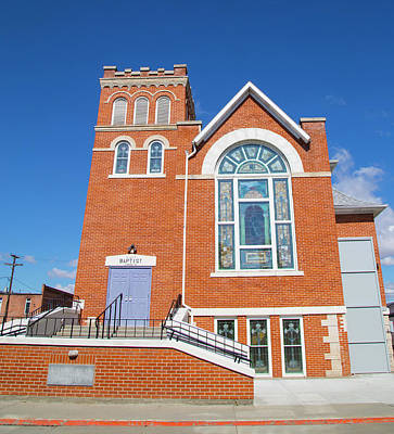 Photograph - Church In Emmett Idaho by Dart and Suze Humeston