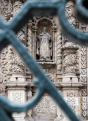 Photograph - Church In Peru by Kathryn McBride