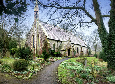 Photograph - Church In The Dale by William Beuther