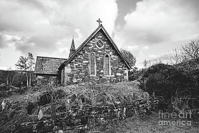 Photograph - Church In The Killarney National Park by Scott Pellegrin