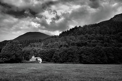 Photograph - Church In The Valley by Michelle Joseph-Long