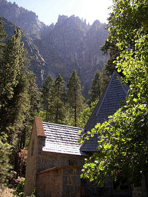 Photograph - Church In The Wilderness-yosemite by Glenn McCarthy Art and Photography