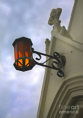 Photograph - Church Lantern by Nareeta Martin