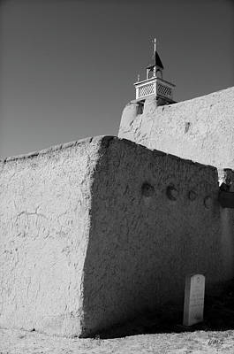 Photograph - Church - Las Trampas Nm by David Gordon