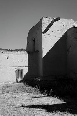 Photograph - Church - Las Trampas Nm No.2 by David Gordon
