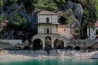Photograph - Church by Mario Marsilio