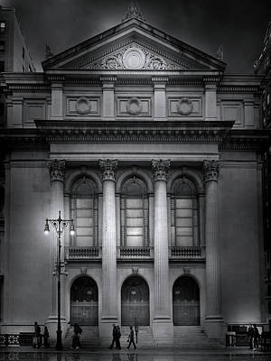 Central Park Photograph - Church Of Christ Scientist In Manhattan by Mark Andrew Thomas