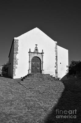 Church Photograph - Church Of Misericordia In Monochrome by Angelo DeVal