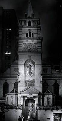 Photograph - Church Of Saint Francis Of Assisi by Mark Andrew Thomas