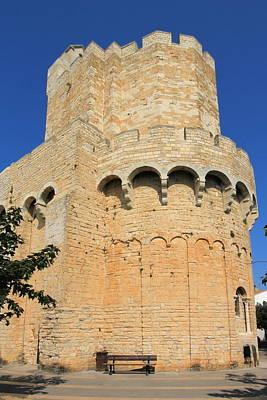 Keith Richards - Church of Saintes-Maries-de-la-mer, France by Elenarts - Elena Duvernay photo