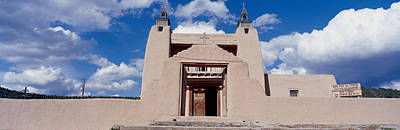 United States Mission Church Photograph - Church Of San Jose De Garcia, Las by Panoramic Images