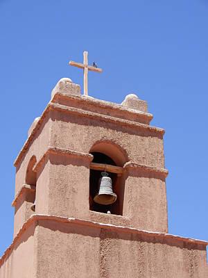 Photograph - Church Of Socaire by Cheryl Hoyle