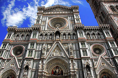 Photograph - Church Of Santa Croce  by Harry Spitz