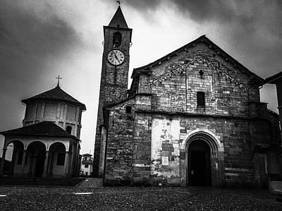 Photograph - Church Of Santi Gervasio And Protasio by Mickey Stellavato