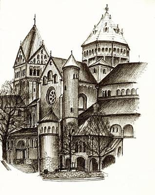 Church Of St. Anna Munich Original