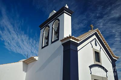 Europe Photograph - Church Of St. Anthony In Portugal by Angelo DeVal