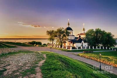 State Love Nancy Ingersoll - Church of Saint Constantine and Helena. by Vsevolod Belousov