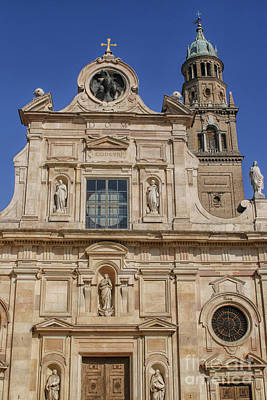 Photograph - Church Of St John The Evangelist In Parma by Patricia Hofmeester