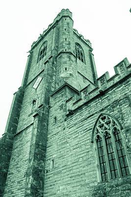 Photograph - Church Of St. Michael Tower by Jacek Wojnarowski