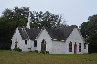 Photograph - Church Of The Atonement Mount Pleasant Sc by Gordon Mooneyhan