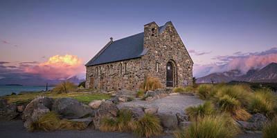 Photograph - Church Of The Good Shepherd by Racheal Christian