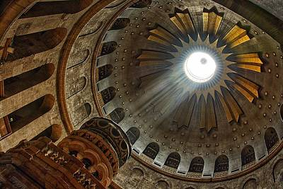 Photograph - Church Of The Holy Sepulchre by Mark Fuller
