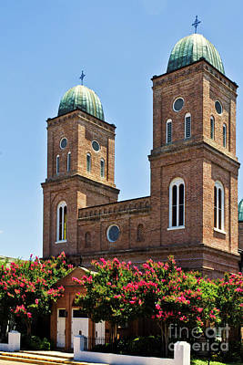 Art Print featuring the photograph Church Of The Immaculate Conception Three by Ken Frischkorn