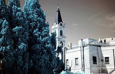 Redeemer Photograph - Church Of The Redeemer by John Rizzuto