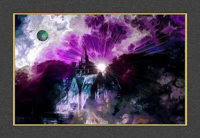 Digital Art - Church Of The Resurrection by Mario Carini