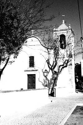 Photograph - Church Of Vila Nogueira De Azeitao In Portugal by Dora Hathazi Mendes