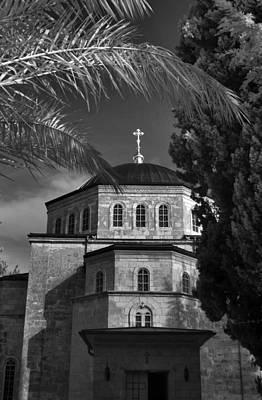 Church On The Eleon Mountain Original by Zoriy Fine