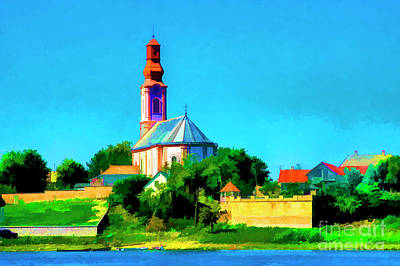 Photograph - Church On Volga by Rick Bragan