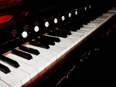 Photograph - Church Organ by Scott Hovind