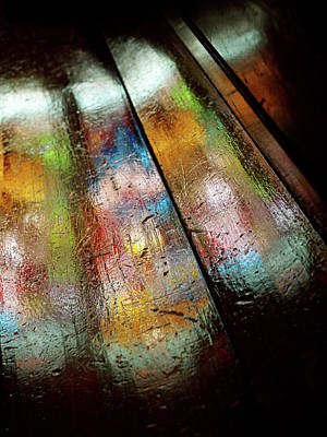 Photograph - Church Pew by Rod Stewart