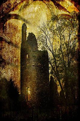 Church Ruins Original by Martin Fry
